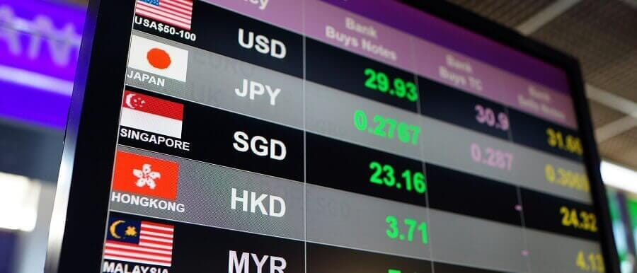what are forex currencies pairs