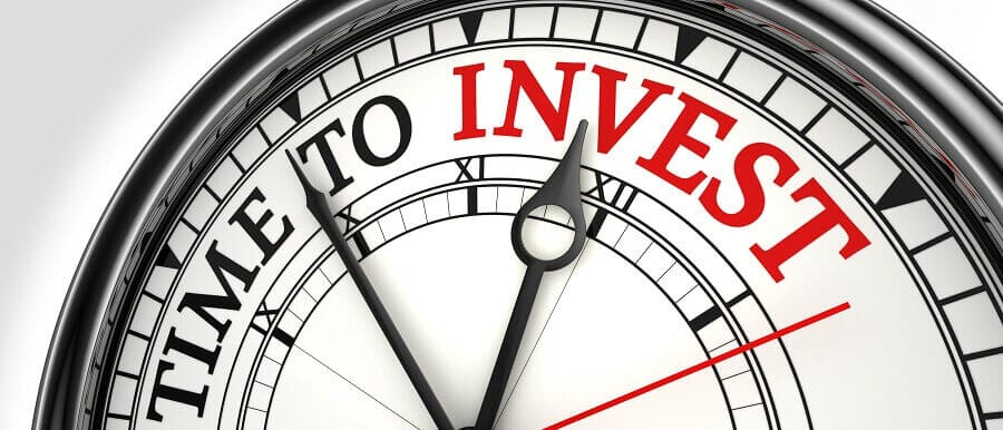 time factor when you are investing