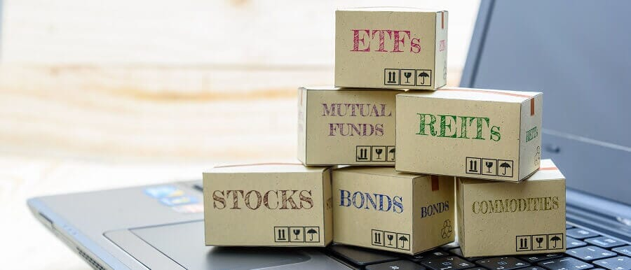 instruments for a financial investments